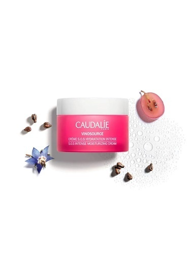Caudalie CAUDALIE Vinosource SOS Intense Moisturising Cream 50 ml Renksiz